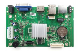 2MP 8 Channels WIFI NVR board
